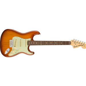 Fender American Performer Strat Rosewood Neck Honey Burst