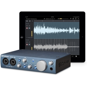 PreSonus Audiobox iTwo 2X2 USB 2.0 and iOS Interface