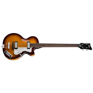 Hofner Ignition Club Bass, Sunburst