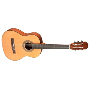 Alba 1/2 Size Nylon String Guitar