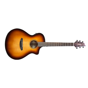 "BREEDLOVE DISCOVERY CONCERT SUNBURST CE  SITKA-MAHOGANY <font color=""red""><i><b>PROMO PRICING!</b></i></font>"