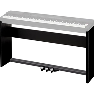 Casio Privia Pack 2bk (3 Pedal Board & Stand)