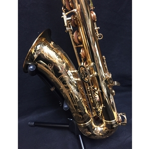 2018 P Mauriat Masters Tenor Sax, Gold Lacquer, OFT
