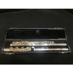 Powell Sonare Flute -- B-Foot, Open Hole, Silver Head, Body & Keys