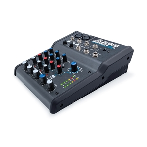 Alesis 4-Channel USB Desktop Mixer