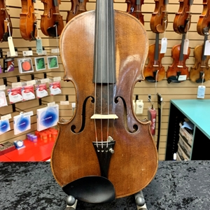 Meisel-Klingenthal 4/4 Violin Outfit (Consignment)