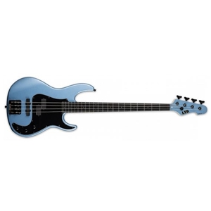 LTD Bass AP4 Pelham Blue with EMG pickups