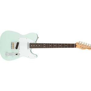 Fender American Performer Telecaster Rosewood Fingerboard Sonic Satin Blue