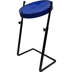 Jumbie Jam Deluxe Kit w/ Metal Z-Stand (G-Major) Blue Pan