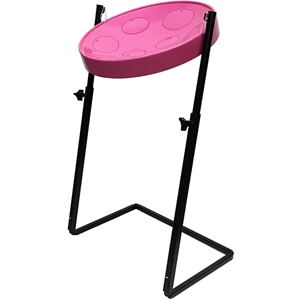 Jumbie Jam Deluxe Kit w/ Metal Z-Stand (G-Major) Pink Pan