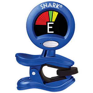 Snark Clip On Chromatic Tuner - Blue