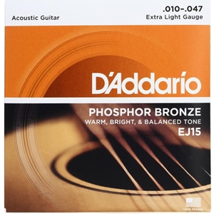 D'addario Ph. Bronze (acoustic) Ex. Lt .010-.047