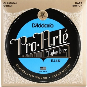 D'addario Pro Arte Nylon Hard Tension