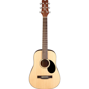 Jasmine Mini Acoustic Guitar, Natural w/ Gigbag