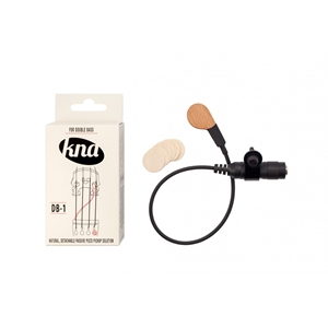 KNA Portable Piezo Pickup for Double Bass
