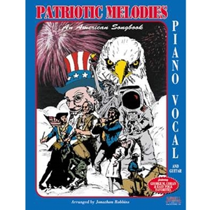 Patriotic Melodies - P/v/g