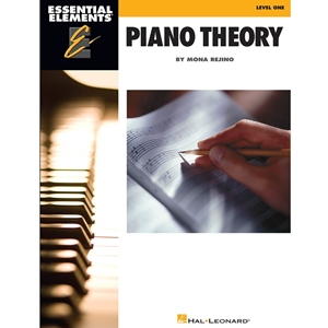 Essential Elements: Piano Theory - Level 1