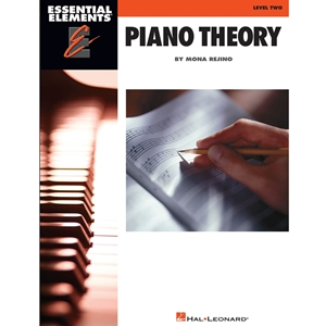 Essential Elements: Piano Theory - Level 2
