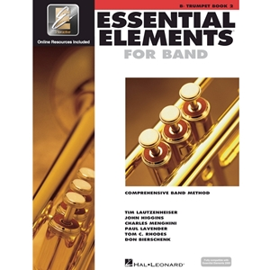 Essential Elements 2000: Book 2 - Trumpet - w/ EEi