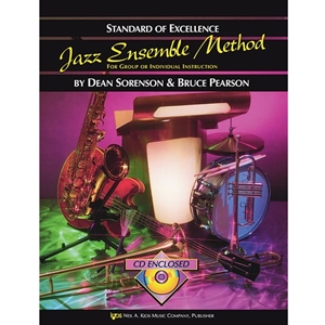 Standard Of Excellence: Jazz Ensemble - Vibes And Auxiliary Percussion