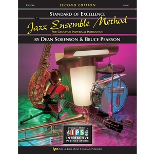 Standard Of Excellence: Jazz Ensemble - Guitar