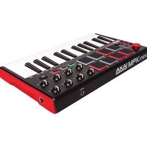 AKAI MPK MINI Portable USB Midi Keyboard