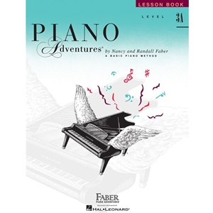 Faber Piano Adventures: Level 3a - Lesson
