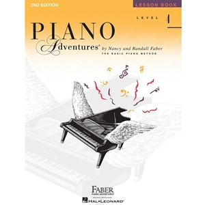 Faber Piano Adventures: Level 4 - Lesson