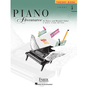 Faber Piano Adventures: Level 5 - Theory