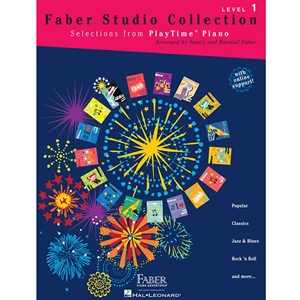 Faber Studio Collection: Selections From Playtime Piano - Level 1