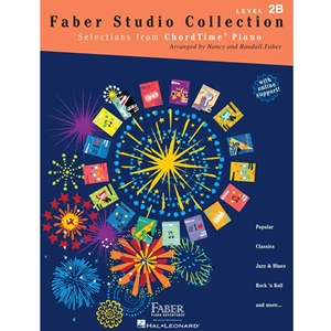 Faber Studio Collection - Selections From Chordtime Piano - 2b