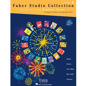 Faber Studio Collection - Selections From Bigtime Piano - 4