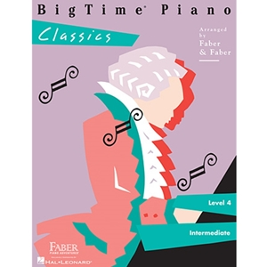 Faber: Bigtime Piano - Level 4 - Classics