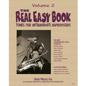 Real Easy Book Volume 2 - Bass Clef