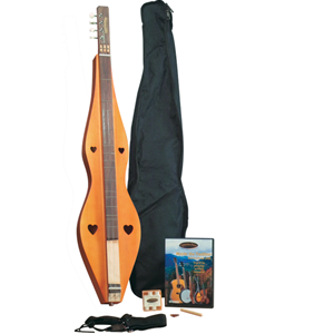 Appalachian Pickin' Pac Mountain Dulcimer