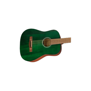 Fender FA-15 3/4 Steel Green with bag
