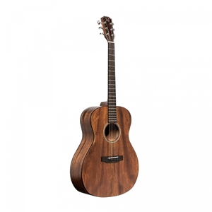 J.N Guitars Acoustic Auditorium with Solid Mahogany Top, Dovern Series