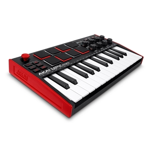 Akai Portable USB Keyboard