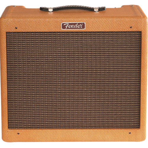 Fender Blues Junior Laquered Tweed Ltd C12n Amp