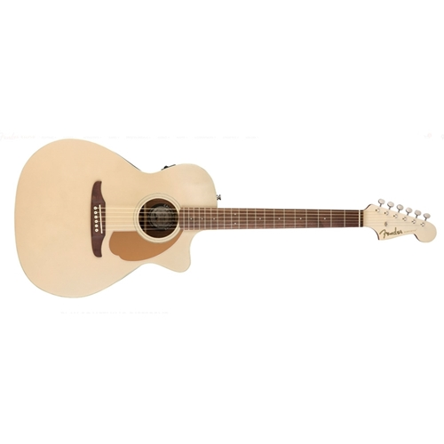FENDER NEWPORTER PLAYER ACOUSTIC GUITAR CHP