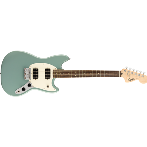 Squire Bullet Mustang HH Sonic Grey