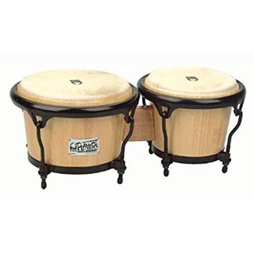 Toca Players Series Wood Bongos - Natural