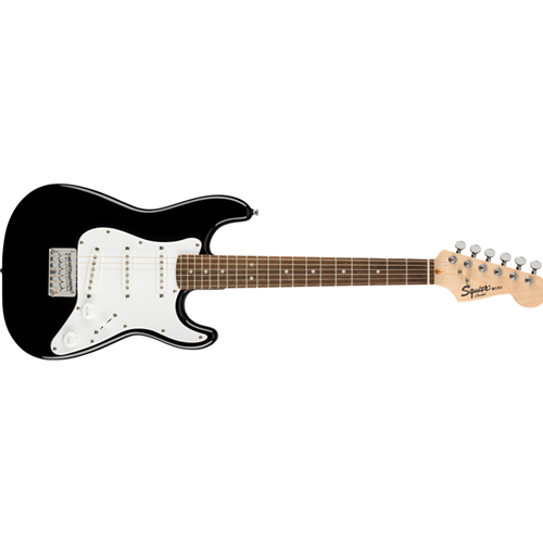 Squier Mini Strat V2 - Black (0370121506)