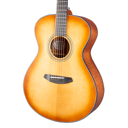 Breedlove Organic Series Signature Concert Copper E Torrefied European Spruce African Mahogany