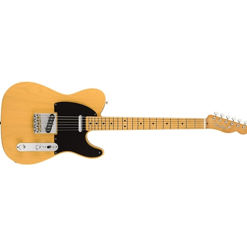 FENDER VINTERA '50s TELECASTER MAPLE FINGERBOARD BUTTERSCOTCH