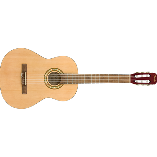 Fender FC-1 Classical Nylon Guitar