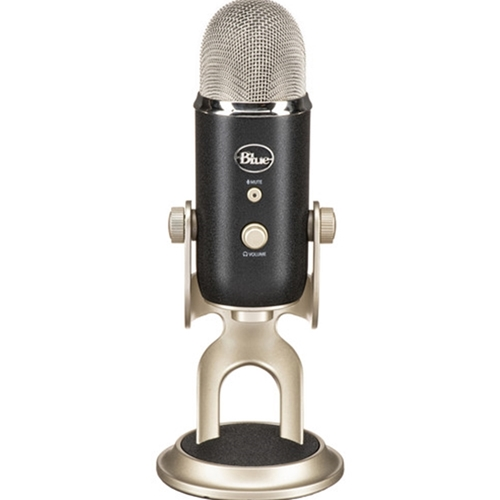 Yeti Pro: Recording System Pack - W/ Usb And Xlr Microphone (HL00197541)