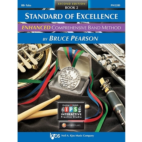 Standard Of Excellence Enhanced: Book 2 - Tuba
