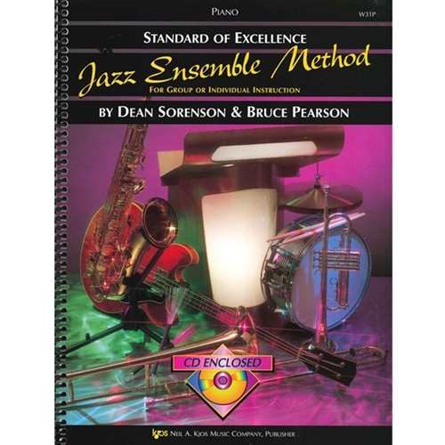 Standard Of Excellence: Jazz Ensemble - Piano
