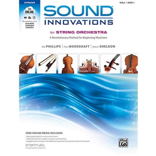 Sound Innovations For String Orchestra: Book 1 - Viola